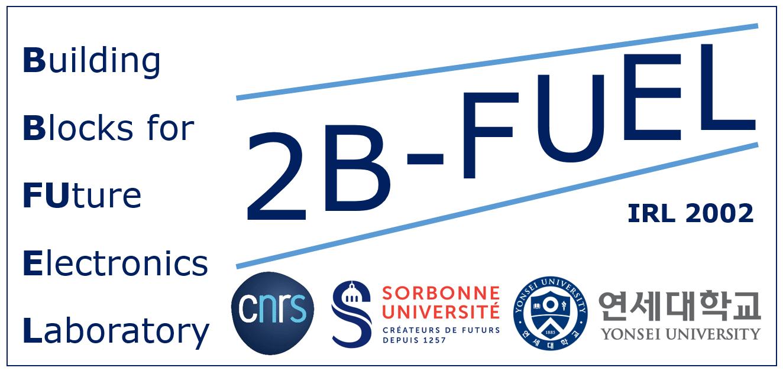 2BFUEL logo (South Korea-based IRL)