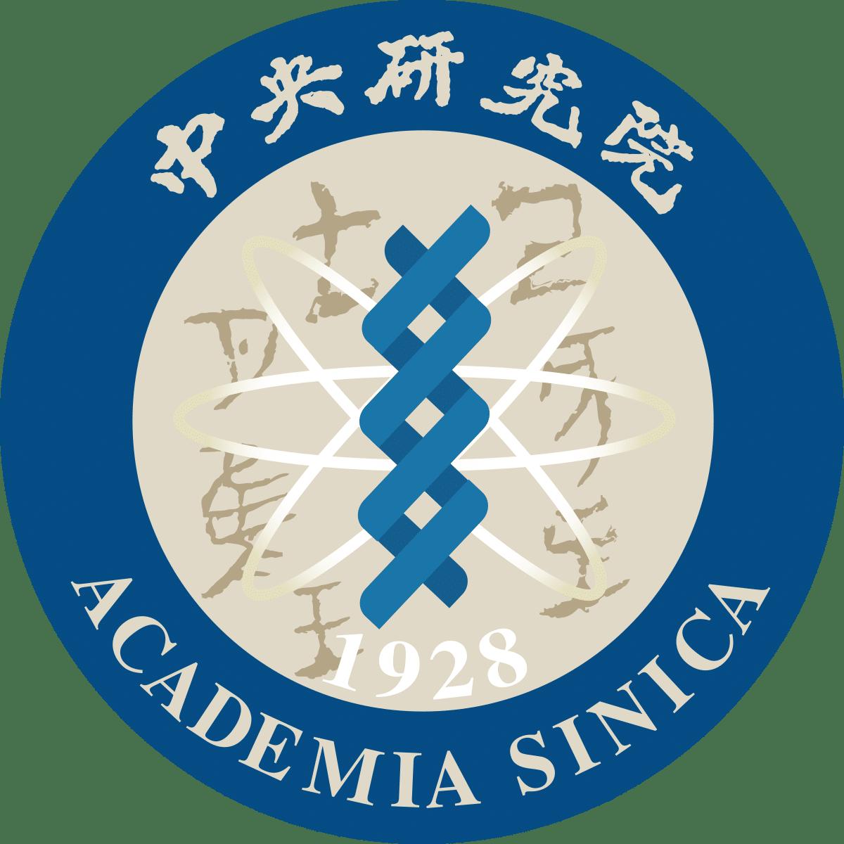 Logo of Academia Sinica (Taiwan)