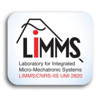 Logo of LIMMS, scaled